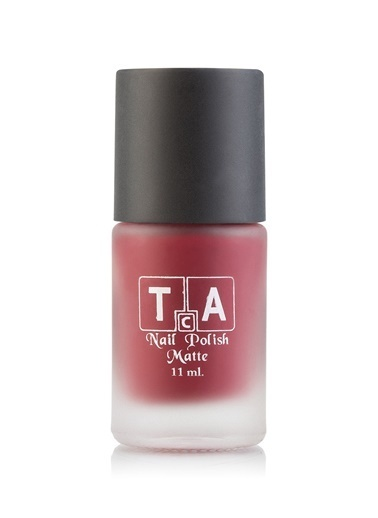 Tca Studio Make Up Nail Polish Matte No: Mt285 11 Ml Pembe